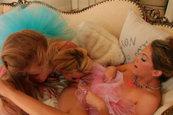 Lexi Belle, Faye Reagan and Jenna Haze - Lesbian Princess Fairy Tale!